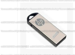 $enCountryForm.capitalKeyWord Australia - 16GB 32GB 64GB 128GB 256GB Original HP v220w USB flash drive USB pendrive high quality USB 2.0 memory stick