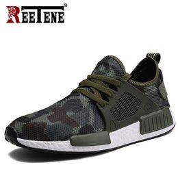 $enCountryForm.capitalKeyWord Australia - REETENE 2019 Men Shoes Summer Sneakers Breathable Casual Shoes Breathable Fashion Lace Up Mens Mesh Flats Shoe Men Sneakers