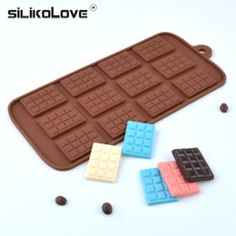 Christmas siliCone baking molds online shopping - Silikolove Chocolate Mold Fondant Cake Decorating Tools Nonstick Silicone Mold Jelly Pudding Molds for Baking