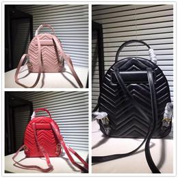 $enCountryForm.capitalKeyWord Australia - 2019 Genuine Leather Backpack Marmont Backpack Designer Backpack Handbags Famous Brands Bags Real Original Cowhide