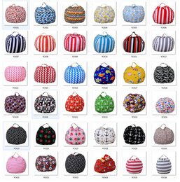 $enCountryForm.capitalKeyWord Australia - 26 Inch INS Kids Storage Bean Bag 43 STYLES Large Capacity Canvas Toys Storage Bag Plush Toys Storage Bags Kids Clothes Organizer Bags 2pcs