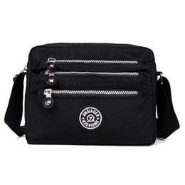 e9e71fa2a9b2 Fashion Womens Messenger Bags Waterproof Nylon Purses Top-handle Handbags  Female Crossbody Bags Style Shoulder Hand Bags