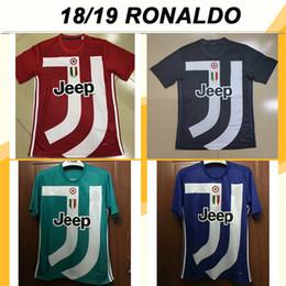 New virtual games online shopping - 2019 Juventus Commemorative Edition RONALDO DYBALA Soccer Jerseys New Juve D COSTA Game Version Football Shirts Top Thailand Quality Virtual