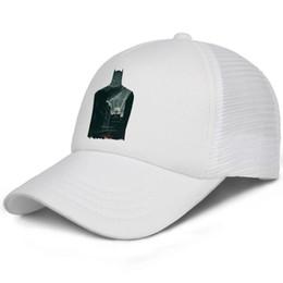 Cool Unisex Kids Hats Australia - TV & Movie Posters Batman kids baseball caps Curved Teen baseball cap Outdoor white cap cool hats hats