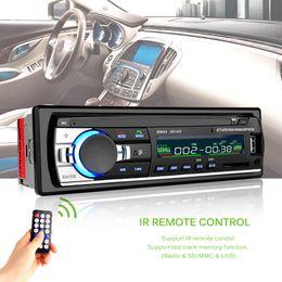English Audio Music Australia - Bluetooth Car Radio FM MP3 Player 12V BT Car Stereo Audio MP3 Music Player Support USB AUX SD Card