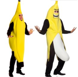 $enCountryForm.capitalKeyWord Australia - Men Cosplay Adult Festival Costume Clothing Fancy Dress Funny sexy Banana Costume novelty halloween Christmas carnival party decorations