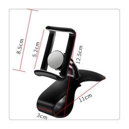 $enCountryForm.capitalKeyWord Australia - Car HUD Dashboard Mount Holder Stand Bracket for Universal Mobile Cell Phone GPS with 360-degree rotation 2019