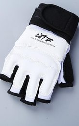 $enCountryForm.capitalKeyWord NZ - Wear-resistant and protective sports Taekwondo gloves training anti-skid Taekwondo