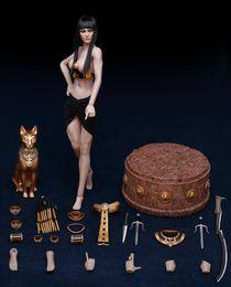 "$enCountryForm.capitalKeyWord Australia - 1 6 TBLeague PL2018-129 Anck Su Namun Princess of egypt Action figure 12"" Full Set Action Figure For collection Toys"