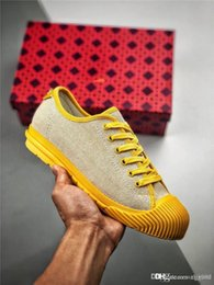 $enCountryForm.capitalKeyWord Australia - 2019 spring and summer series Brand new item women's low shoes versatile retro canvas shoes size 35-40