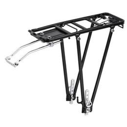 $enCountryForm.capitalKeyWord NZ - Bicycle Accessories Aluminum Alloy Shelf Seat Mountain Bike Rear Carrier Cycle Pannier Rack #381969