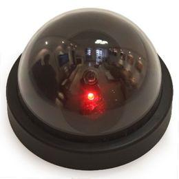 $enCountryForm.capitalKeyWord Australia - Dome Security Camera high Simulation Monitor System Dummy Dome Led Light Fake for House Shop Office