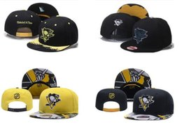 $enCountryForm.capitalKeyWord Australia - 2019 new Hockey League Penguins hat men women Caps Adjustable hats High Quality football baseball basketball snapback hats 10000+ styles