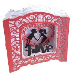 books UK - Creative lace frame Customized 2018 New scrapbooking DIY Carbon Sharp Metal steel cutting die Book photo album art card Dies Cut
