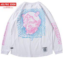 Casual Long Sleeve T Shirts Australia - Aelfric Eden Line Pattern 3d Print T-shirts Men Autumn Winter Long Sleeve Pullover Casual Tees Shirts Harajuku Streetwear Kj18 C19040101