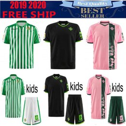 Pink black soccer shirt online shopping - HOT adult soccer jersey kids kits football shirt camiseta de fútbol maillot de foot