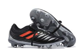 China Top Quality Classic Style Copa 19.1 FG Football Boots Copa 19.4 FG Soccer Shoes Outdoor Mens Soccer Cleats Sneakers cheap sneakers indoor football suppliers