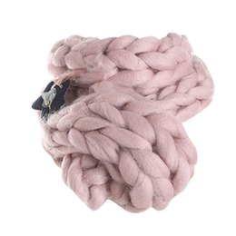 $enCountryForm.capitalKeyWord UK - Cute Cotton Winter Baby Neck Ring Scarf LICs Children Girls Boys Knitted Wool O-Scarves Kids Solid Color Warm Snood