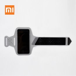 Xiaomi Guildford Mode Sport Brassard Couverture Courir Bras bande Gym Bras Titulaire Pochette Téléphone Cas Pour iphone 6 7 X 4.7 / 5.5 / 6.0 pouce en Solde