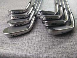 $enCountryForm.capitalKeyWord Australia - New Golf Club A2-714 Silvery Iron 8 picec Suits 3-9.P Loft R S Flex Steel Shaft With Head Cover Free Delivery