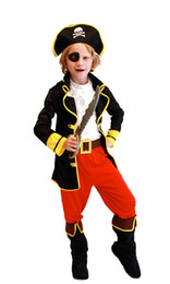 $enCountryForm.capitalKeyWord Australia - Shanghai Story Fantasia cosplay Pirate Captain Halloween Christmas party costume suits stage performance suits carnival costume