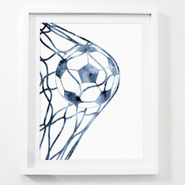 $enCountryForm.capitalKeyWord Australia - HD Prints Pictures Home Wall Nordic Style Football Poster Modular Simple Painting On Canvas Fresh Artwork Living Room Decoration