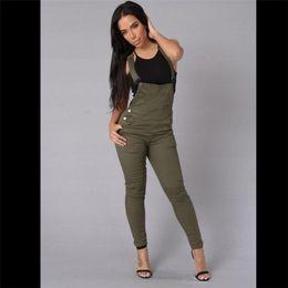 Plus Size High Waist White Jeans Australia - QA562 Plus Size High Waist Jeans Women Amy Green White Button Pocket Decoration Denim Trousers Belt Pants