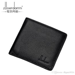 $enCountryForm.capitalKeyWord Australia - Hot classic business women card holder casual real leather mens wallets design top quality man cardholder 435467bbd