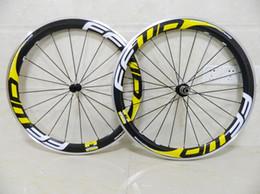 $enCountryForm.capitalKeyWord Australia - Aluminum Ffwd F5R 50mm Yellow fast forward F4R 50mm Alloy carbon bicycle wheels clincher road cycling bike wheelset