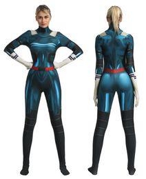 $enCountryForm.capitalKeyWord Australia - My Hero Academia Deku Izuku Midoriya Costume Cosplay 3D Original Movie Woman Superhero Costume Zentai Suit