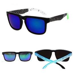 $enCountryForm.capitalKeyWord Australia - New Ken Block Sunglasses Men Brand Designer Sun Glasses Reflective Coating Square Spied For Women Rectangle Eyewear Gafas De Sol