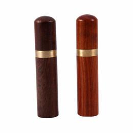 $enCountryForm.capitalKeyWord Australia - Toothpick Bucket Wood Toothpick Holder Mini Wooden Box Hiking Picnic Portable Craft Handmade Gift Wholesale Y0118