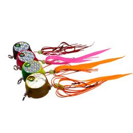 $enCountryForm.capitalKeyWord Australia - 105g 4colors spinner metal baits lead head slider skirt snapper bream saltwater rubber jigs sinker lead jigging lures