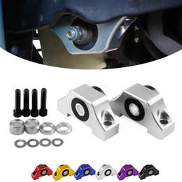 Honda Engines Australia - 2pcs set Engine Motor Torque Mount Kit B-series D-series For 1992-2001 Honda Civic EG EK JDM