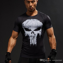 $enCountryForm.capitalKeyWord Australia - 2019 Short Sleeve 3D T Shirt Men T-Shirt Male Crossfit Tee Captain America Superman tshirt Men Fitness Compression Shirt Punisher MMA