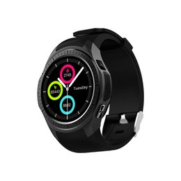 iphone 2g 2019 - L1 Sports Smart Watch 2G LTE BT 4.0 WIFI Smart Wristwatch Boold Pressure MTK2503 Wearable Devices Watch For Android iPho
