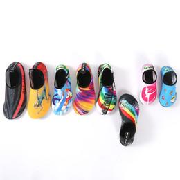 NeopreNe diviNg socks online shopping - 15 designs Non Slip Water Shoes children adult neoprene water socks Lightweight Wear Resistant Yoga Socks For Swimming Diving Surfing