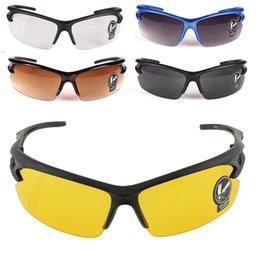 $enCountryForm.capitalKeyWord Australia - Sunglasses UV Goggles Protective Cycling Night Driving Glasses Bicycle Sports Running Motocycle Outdoors Hiking Surfing