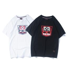 $enCountryForm.capitalKeyWord Australia - Evisu Mens Designer T Shirts Casual Mens Summer Short Sleeves High Quality Hip Hop Men Womens Polo 2 Colors