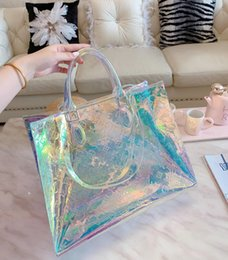 $enCountryForm.capitalKeyWord Australia - Hot sale New Brand Designer HandBag High Quality Laser Luxury Women Bags
