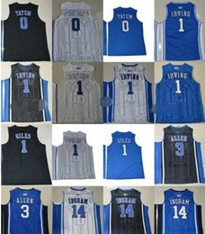 $enCountryForm.capitalKeyWord Australia - Duke Blue Devils College Kyrie Jerseys 1 Irving Harry 1 Giles Grayson 3 Allen Brandon 14 Ingram Jayson 0 Tatum 4 Redickr Stitched Jerseys
