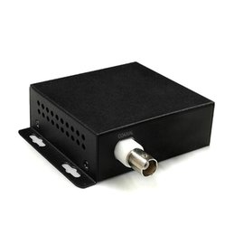 Wholesale IP network coaxial transmitter elevator monitoring analog digital coaxial network conversion