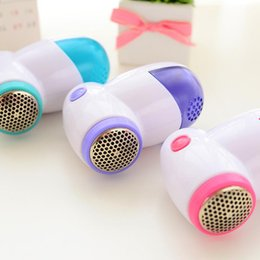 Wholesale Lint Remover Electric Lint Fabric Remover Pellets Sweater Clothes Shaver Machine to Remove Pellet lint removers DHD583