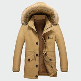 $enCountryForm.capitalKeyWord Australia - Winter Men's Thick Coats Warm new Jackets Padded Casual Parka New Men Hooded Thermal Overcoats Mens Brand Clothing