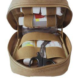 $enCountryForm.capitalKeyWord Australia - Outdoor MOLLE System Medical Accessory Bag Tactical EMT Medical IFAK Bag Pack Black Army Green Mud color