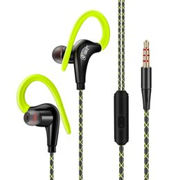 Chinese musiC man online shopping - Hot Sell NEW Model Fashion Sport Music Earphone with Heavy Bass Stereo for Fashion Man and Woman