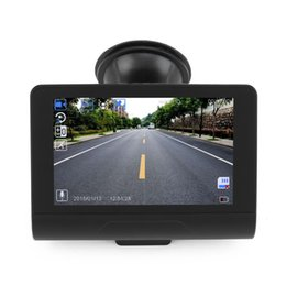 Wholesale 2 in Car DVR with Automobile HD Wide Angle Night Vision Recorder Inch LCD Dash Cam with Dual Camera Lenses
