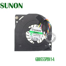 new intel cpu 2020 - cpu cooling fan New All In One Computer Cooling Fan GB0555PDV1-A 13. B3713.F.GN DC 5V 1.1W 4-Pin For Intel NUC DC3217IYE