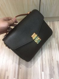 Leather bag hand strap online shopping - Women s hot hand bag Designer messenger bag PVC stitching color leather Stylish and casual style Removable adjustable shoulder strap