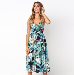 Lady S Dresses Australia - Fashion Designer Skirts For Women Dresses Summer Sexy Dress With Flora Printted Spring Lady Skirts 9 Colors S-3XL size Wholesale